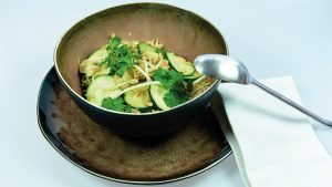 groene curry proteïnedieet